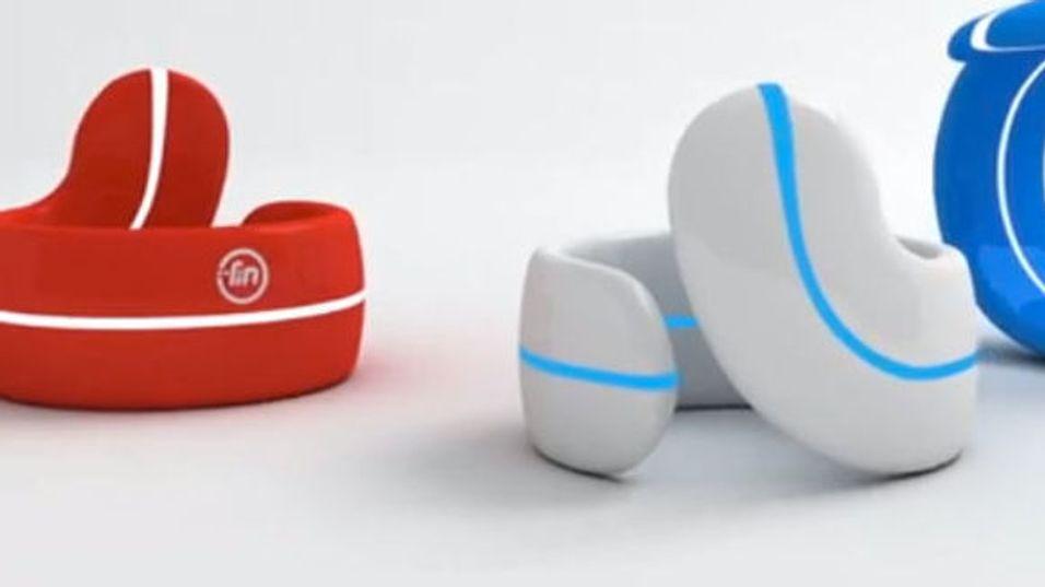 Hva med en smart ring, for eksempel? Denne skal bæres på pekefingeren, og hjelper deg med alt fra møtepresentasjoner til kontroll over musikken du lytter til.