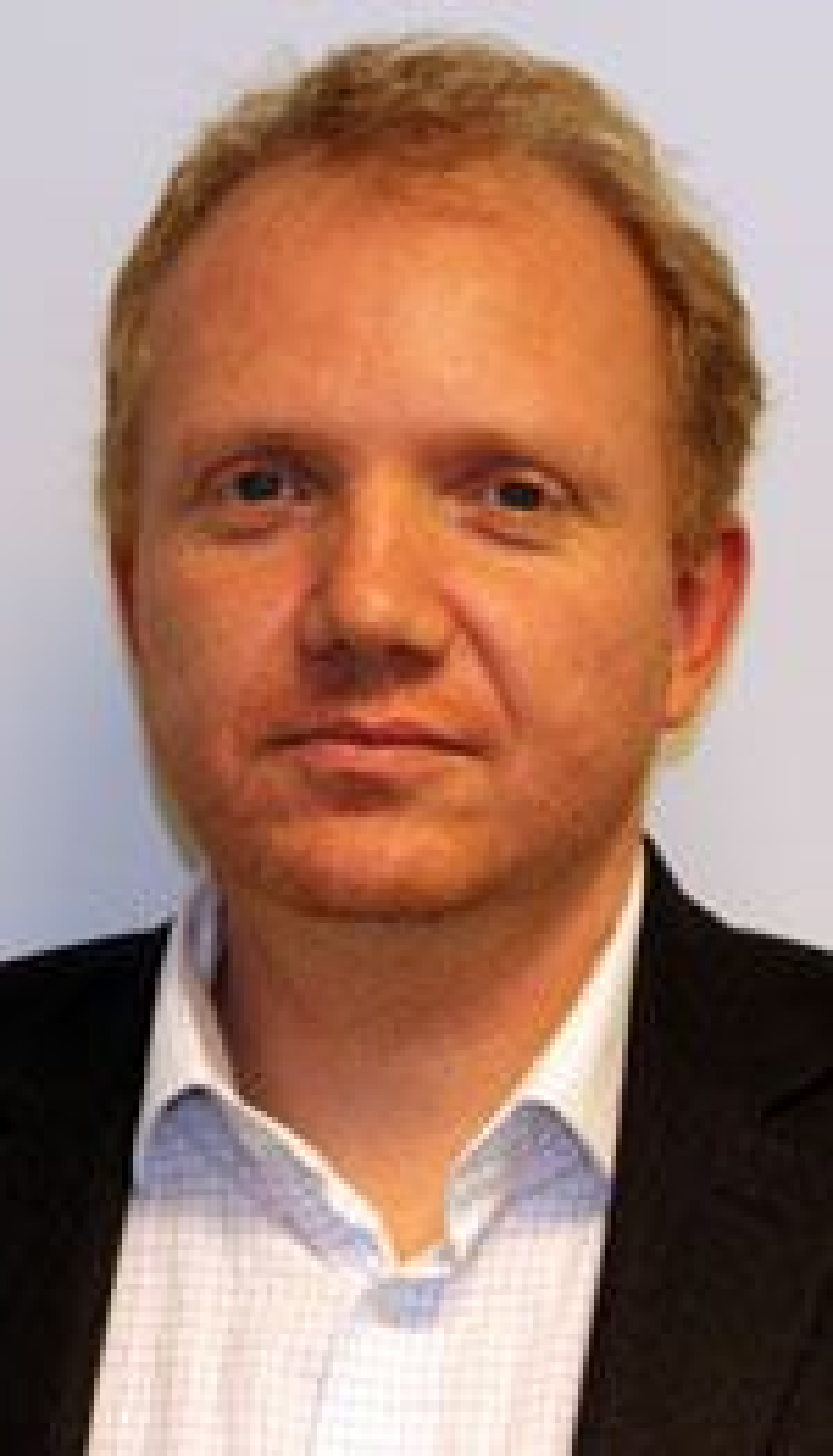 Direktør for teknologi og e-helse, Thomas Bagley, i Helse Sør-Øst.