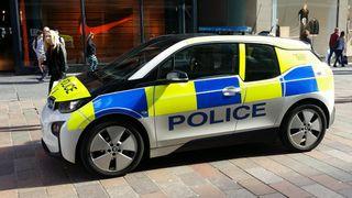 Her bestiller de 100 nye elbiler til politistyrkene sine