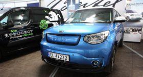 Politidistriktene i Norge har nylig fått mulighet til å kjøpe inn Kia Soul Electric, men kun som administrasjonsbiler.