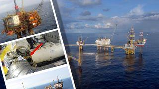 11 hendelser er under etterforskning i Nordsjøen. Alle er knyttet til to selskaper