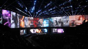 Hva skal Sony vise på E3 i år? Bildet er fra deres konferanse i 2014.