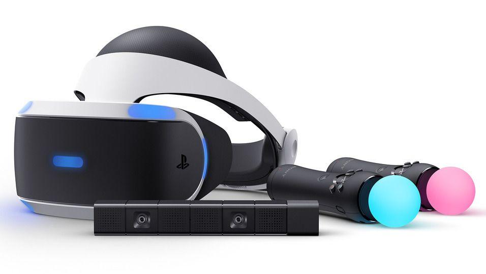 PlayStation VR får åtte demoer inkludert i pakken