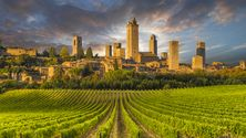 Lær om Italias viner av Master of Wine, Mai Tjemsland - Vinkurs 24. oktober