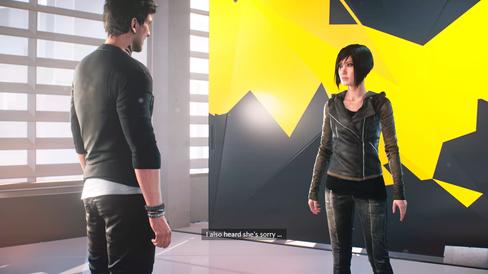 Mirror's Edge: Catalyst. (Bilde: Espen Jansen/Gamer.no)