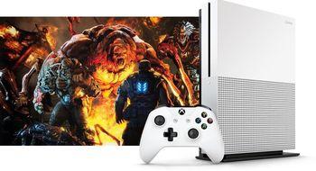 Microsoft avduket Xbox One S