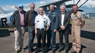 Suksess for Kjeller flydag – men plassens skjebne besegles fredag