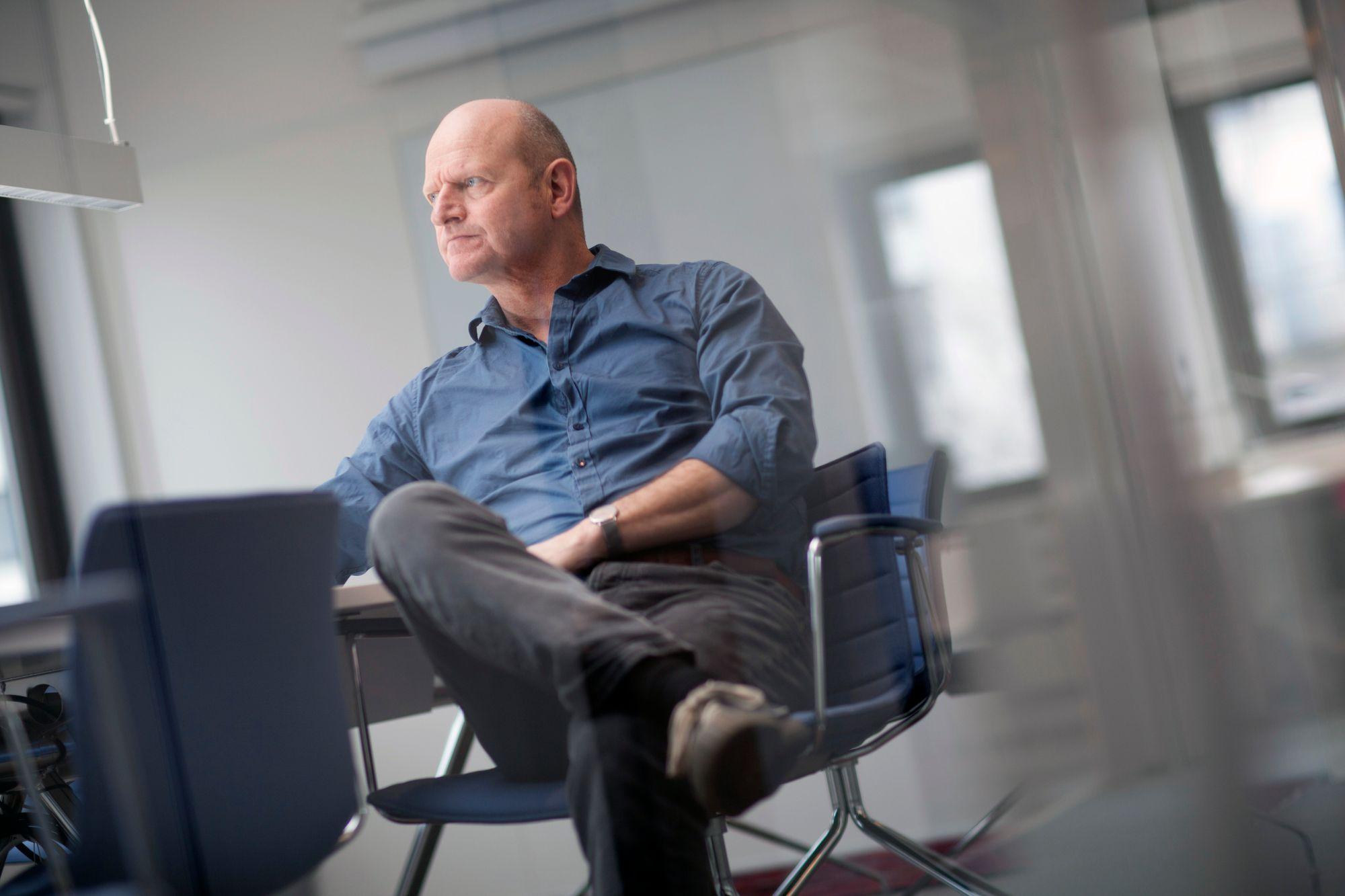 Bjørn Rønning vil bygge fiberkabel som knytter USA og Norge sammen. - Jeg tror på at dette vil lykkes, sier han til digi.no.