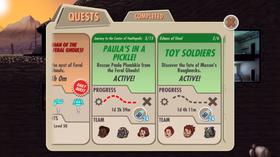 Fallout Shelter får oppdrag i juli.