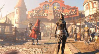Mer Fallout 4-innhold er på vei