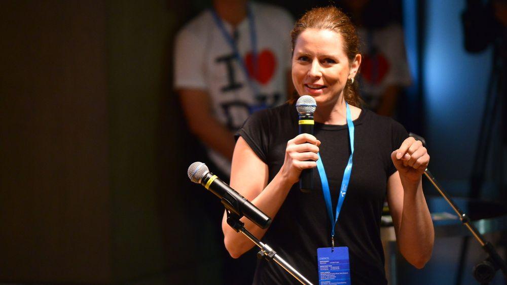 Over 500 ideer ble sendt inn til Telenors inkubatorprogram. Heidi Berg karret seg videre.
