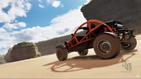 Områdene i Forza Horizon 3 blir varierte.