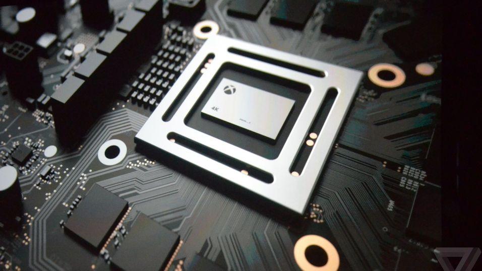 Xbox lanserer Project Scorpio sent i 2017 – kaller maskinen den kraftigste konsollen noensinne