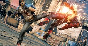 Se den eksplosive nye traileren til Tekken 7