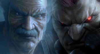 Street Fighter- og Tekken-skurkene barker sammen på nyåret
