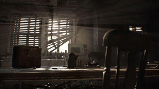 Huset du får utforske i Resident Evil 7-demoen er ikke videre hyggelig.