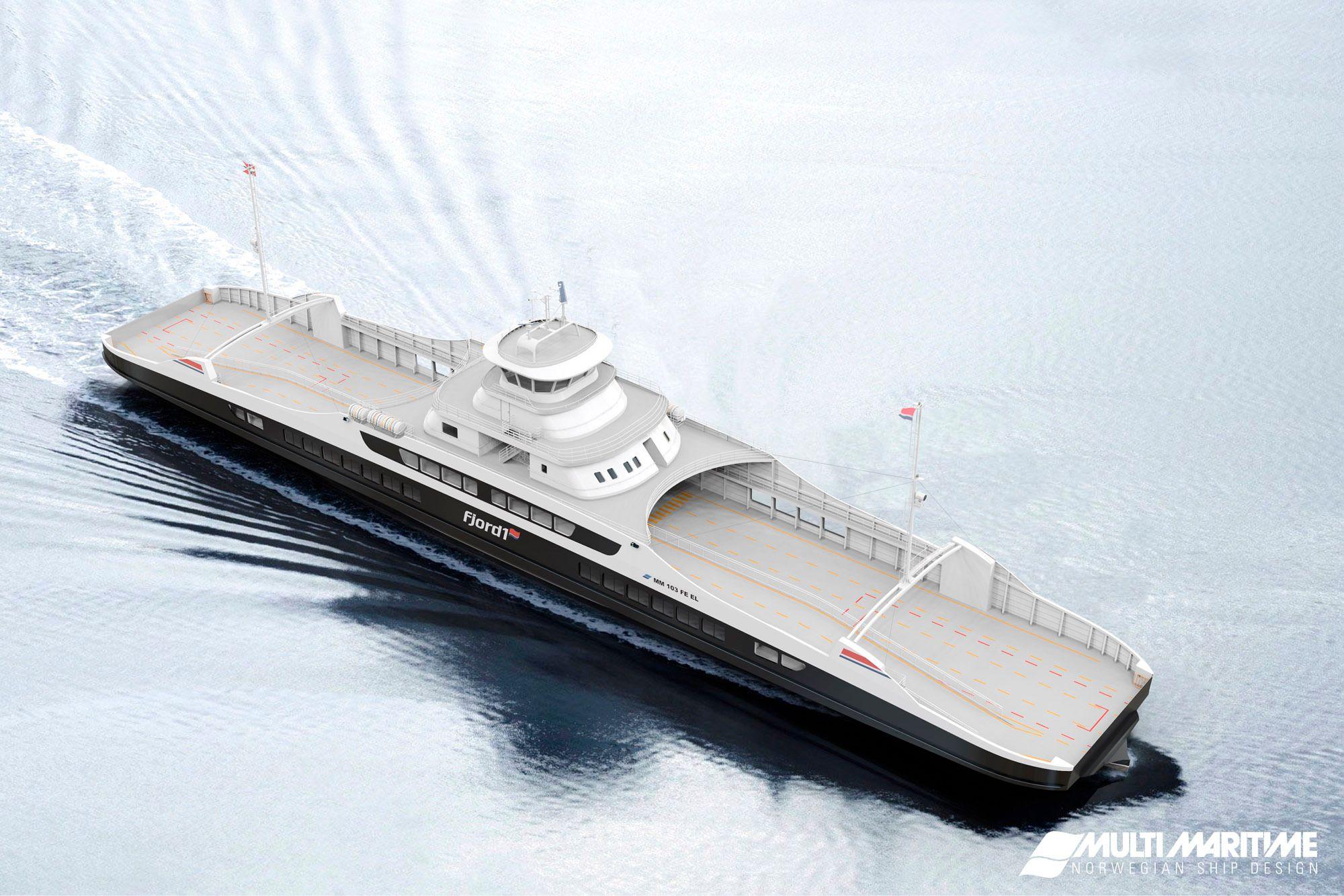 Fjord1 elbil 2019