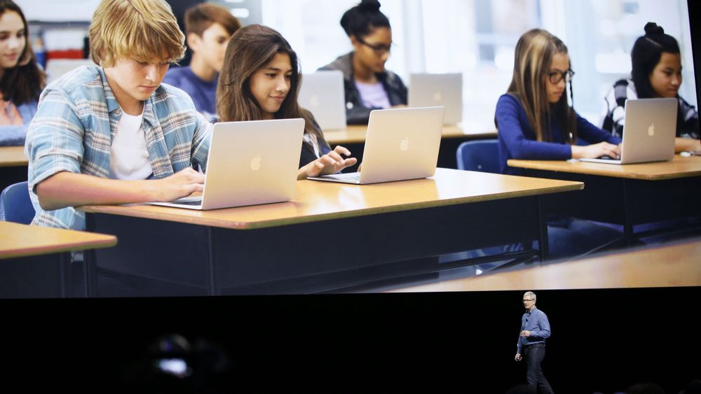 – Lekker kodeapp fra Apple, men ikke egnet for alle barn