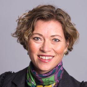 Therese Sverdrup hos NHH.