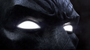 – Jeg er hevnen. Jeg er natten. Jeg er Batman!