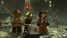 LEGO-figurene har på nytt inntatt Star Wars-universet