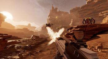 Sony avslørte sci-fi-spill som lar deg utforske en fremmed planet i VR