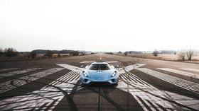 Koenigsegg har en egen flystripe for testing av bilene sine. Ofte er den i korteste laget.