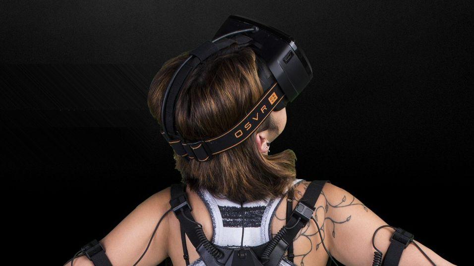 OSVR har avduket sin neste VR-brille
