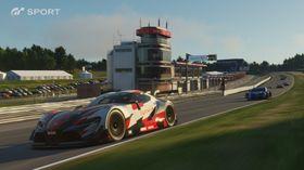Gran Turismo Sport har fokus på nettkonkurranser.