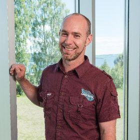 Førsteamanuensis, Erik Hjelmås, ved avdeling for informatikk og medieteknikk ved Høgskolen i Gjøvik.