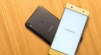Test: Sony Xperia XA