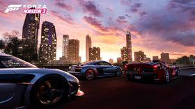 Forza Horizon 3 bruker Drivatar-funksjonen for åtilby mer realistiske motstandere.