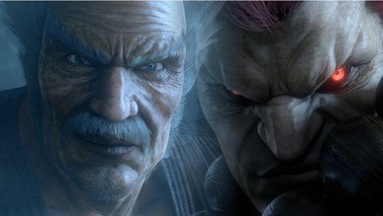 Tekken møter Street Fighter i Tekken 7.