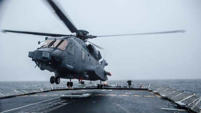 Foreløpig rapport: Sikorsky-helikopteret styrtet i sjøen i den siste svingen før landing