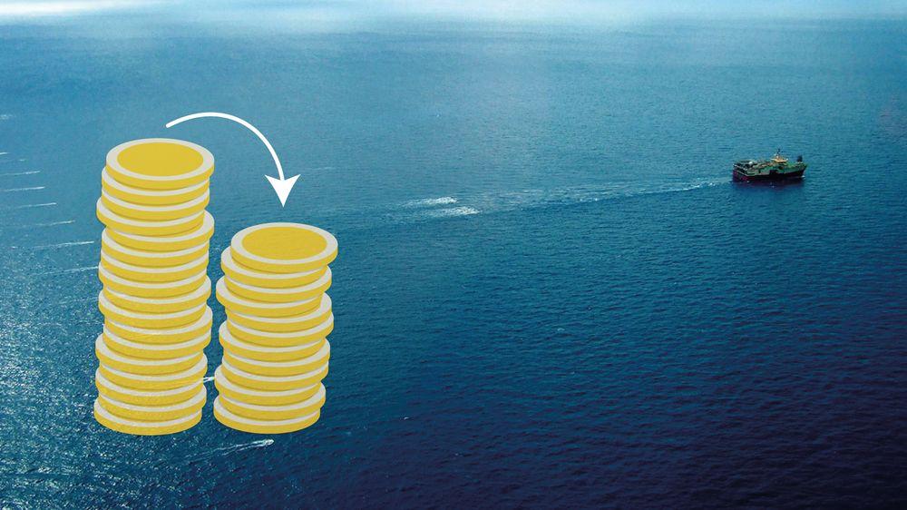 Seismikkselskapet MultiClient Geophysical følger i samem spor som flere andre i leverandørindustrien, og kutter i lønnen til ansatte.