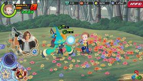 Final Fantasy-figurer dukker også opp.