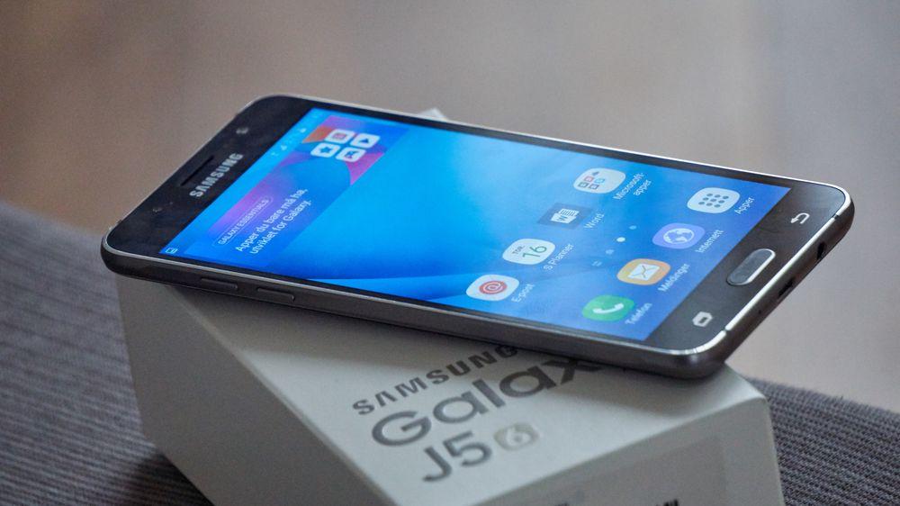 Galaxy J5 har blitt ny og mer premium.