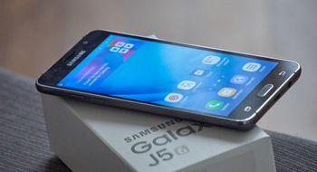 Test: Samsung Galaxy J5 (2016)