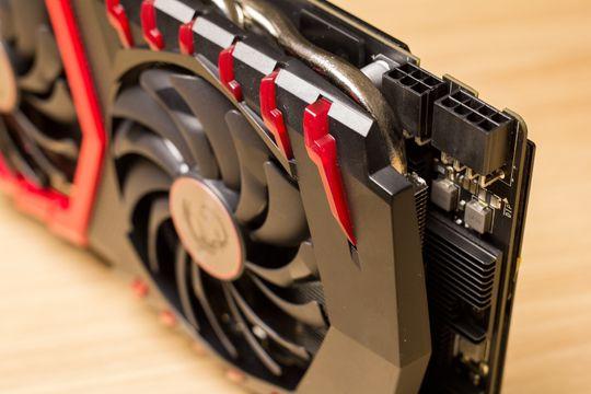 Gaming X har fått en ekstra 6-pinners strømkontakt. Det er en fordel under overklokking.