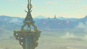Nintendos utgave av Ubisoft-tårnene.