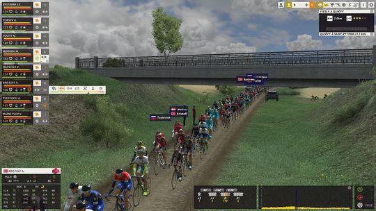 Når du skrur opp detaljenivået i spillet så ser omgivelsene ganske pene ut. (Skjermbilde: Marius Kjørmo/Gamer.no).