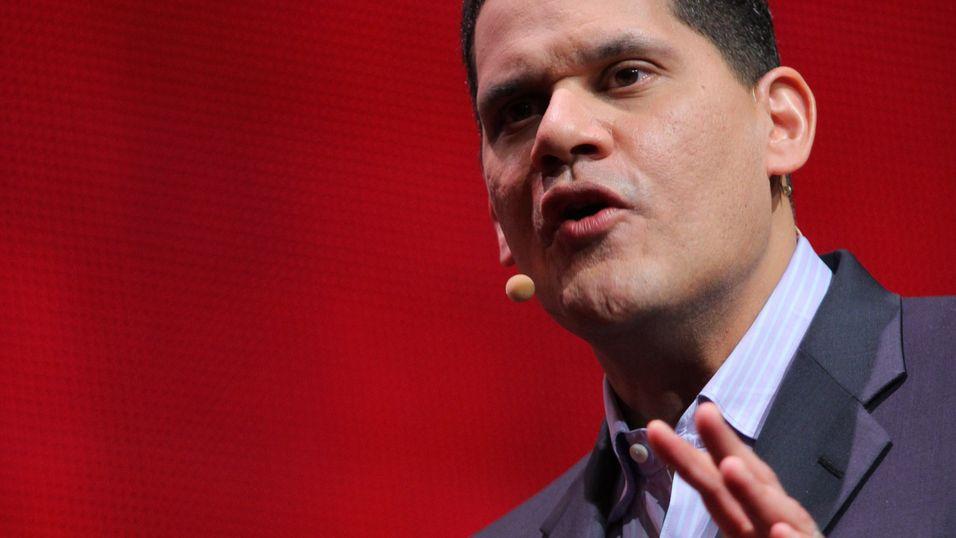 Sjefen for den amerikanske Nintendo-avdelingen, Reggie Fils-Aimé, slår fast at innhold står i fokus med den neste konsollen.