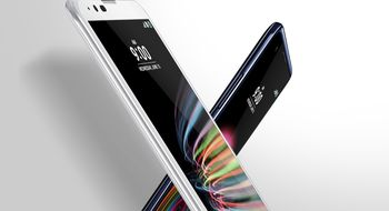 LGs nye X Power-mobil har et batteri på hele 4100 mAh