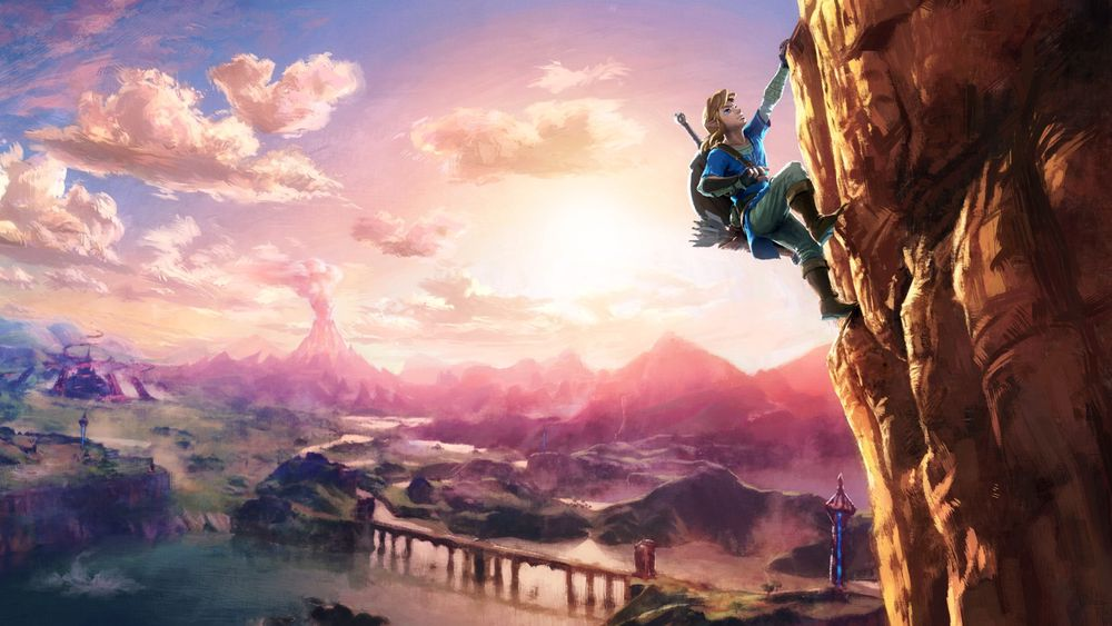 SNIKTITT: The Legend of Zelda: Breath of the Wild