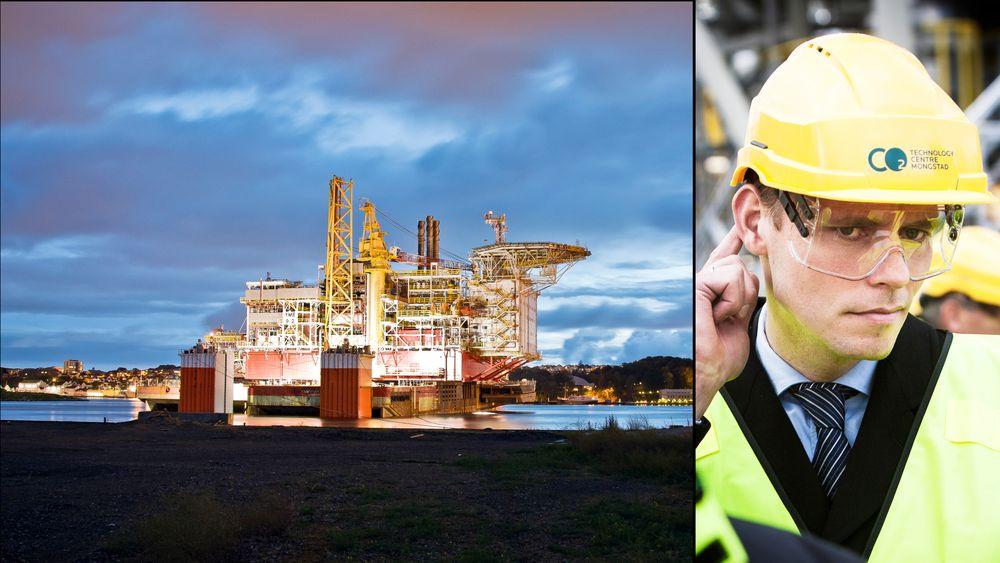 Tidligere olje- og energiminister, nå oljegrunder Ola Borten Moe er forundret over Oljedirektoratets uttalelser angående Okea og operatørskap på Yme.
