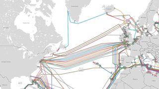 Store deler av Internett var nede i Europa i går