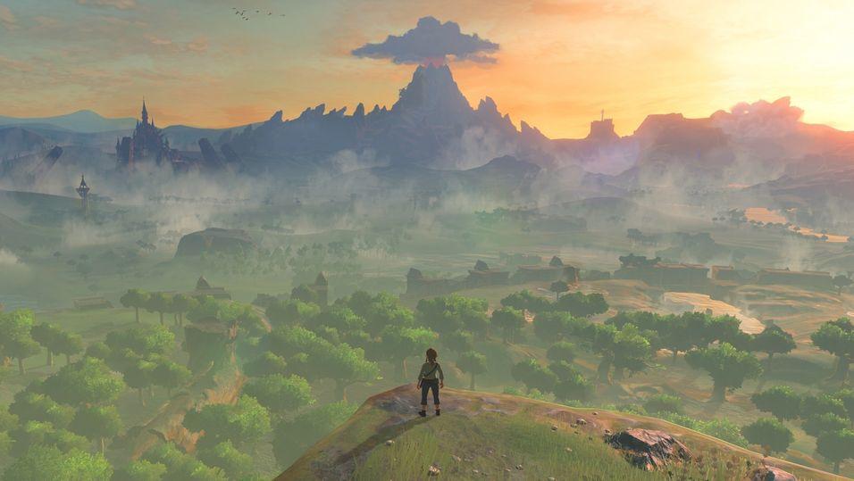 Xenoblade Chronicles X-utvikleren er med på å lage Zelda: Breath of the Wild