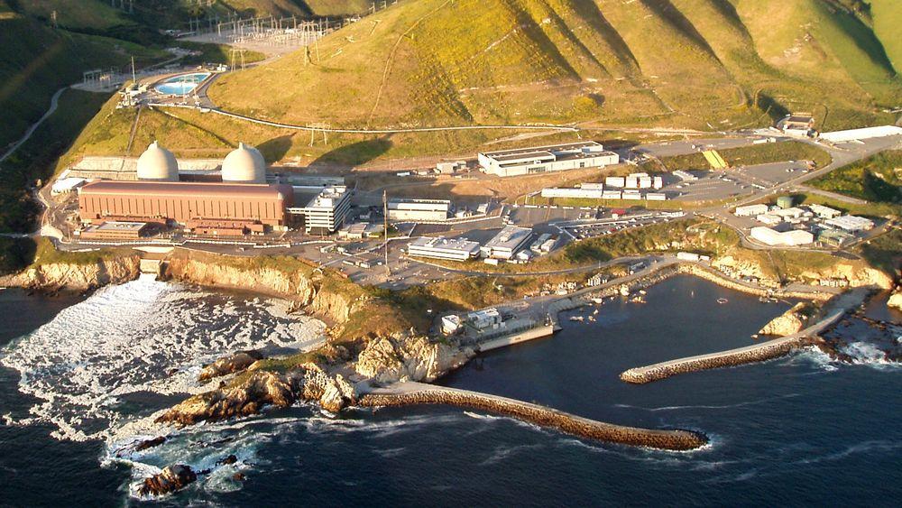 Californias siste kjernekraftverk, i Diablo Canyon, produserer 9 prosent av delstatens energi, men skal stenge i 2025.