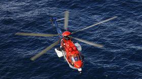H225 sar-helikopter fra CHC Helikopter Service.