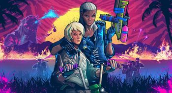 Test: Trials of the Blood Dragon